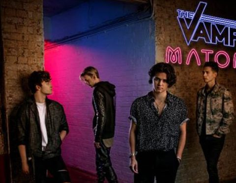 the vamps matoma all night video testo traduzione