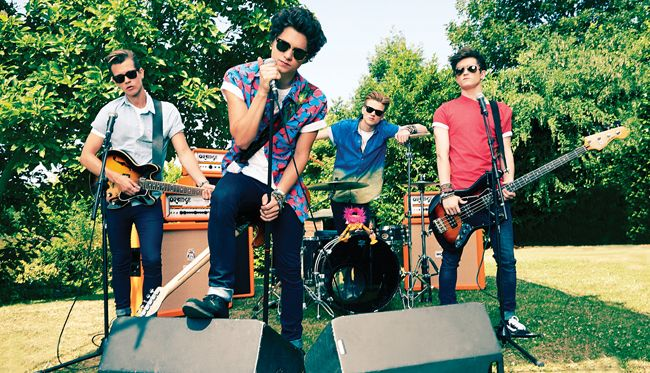 the vamps the voice 2014