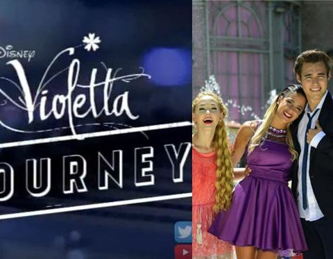 violetta the jouney